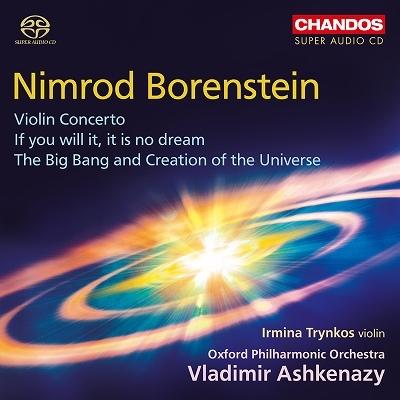 Orchestral Works, Violin Concerto :  Vladimir Ashkenazy / Oxford Philharmonic, Trynkos(Vn)(Hybrid)