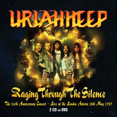 Raging Through The Silence: The 20th Anniversary Concert