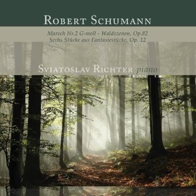 森の情景、March No.2、他:スヴャトスラフ・リヒテル(ピアノ)(1956) (アナログレコード/Vinyl Passion Classical)
