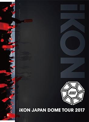 iKON JAPAN DOME TOUR 2017 【初回生産限定盤】 (2Blu-ray+2CD+PHOTOBOOK)