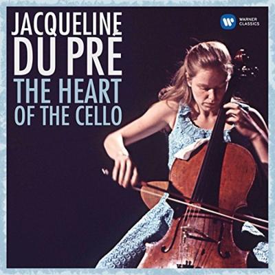 ハート・オヴ・ザ・チェロ:ジャクリーヌ・デュ・プレ(チェロ) (180グラム重量盤レコード/Warner Classics)