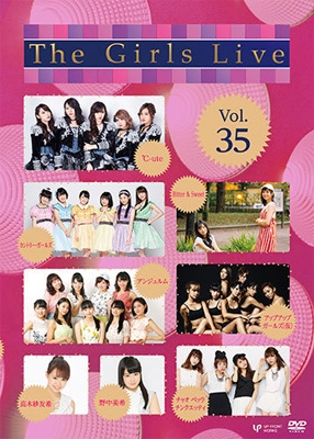 The Girls Live Vol.35