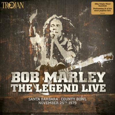 サンタバーバラの伝説的ライブ Legend Live In Santa Barbara (3枚組アナログレコード)