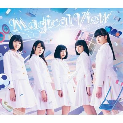 Magical View 【初回限定盤A】(+Blu-ray)