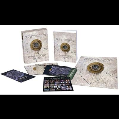 Whitesnake: 30th Anniversary Super Deluxe Edition (4CD+DVD)