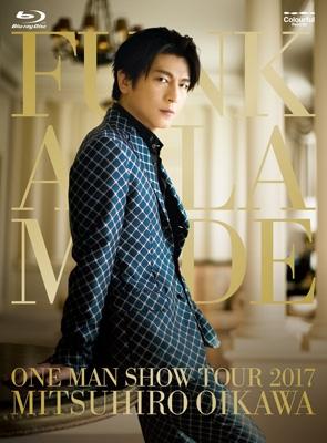 及川光博ワンマンショーツアー2017 〜FUNK A LA MODE〜【初回限定盤】(BD+特典BD+PhotoBook)