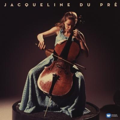 デュ・プレの伝説的録音集:ジャクリーヌ・デュ・プレ(チェロ)、他 (BOX仕様/5枚組/180グラム重量盤レコード/Warner Classics)