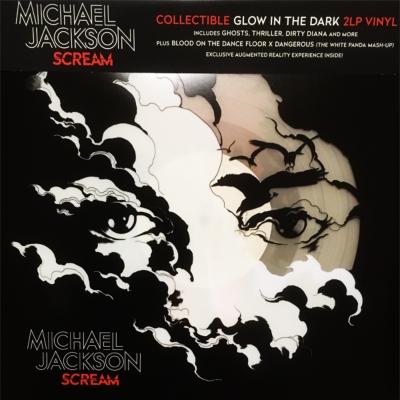 Scream (暗闇で光る「蛍光」ヴァイナル仕様/プラスチックタイプ特殊ジャケット/2枚組アナログレコード)