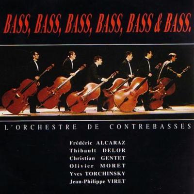 Bass, Bass, Bass, Bass, Bass & Bass【完全限定生産盤】(国内プレス/日本語帯/解説付/45回転盤/2枚組/180グラム重量盤レコード/KING RECORDS低音シリーズ)