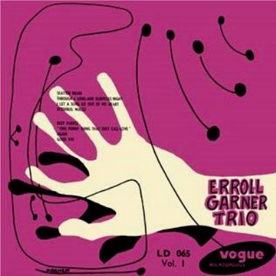 Erroll Garner Trio Vol.1 (Vogue Jazz Club Vinyl)【完全生産限定盤】(アナログレコード)