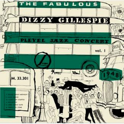 Pleyel Jazz Concert 1948 Vol.1 (Vogue Jazz Club Vinyl)【完全生産限定盤】(アナログレコード)