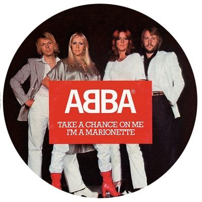 Take A Chance On Me (ピクチャー仕様/7インチシングルレコード)