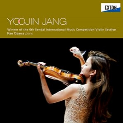 Mendelssohn, Grieg: Violin Sonata, Stravinsky, Sibelius : Jang Yoojin(Vn)Kae Ozawa(P)