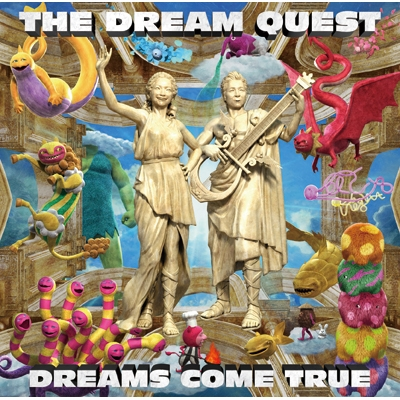 THE DREAM QUEST (アナログレコード)