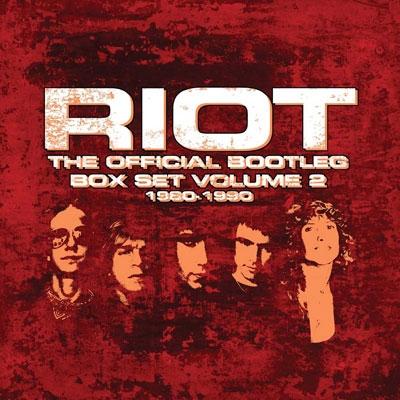 Official Bootleg Box Set Vol.2: 1980-1990 (7CD)