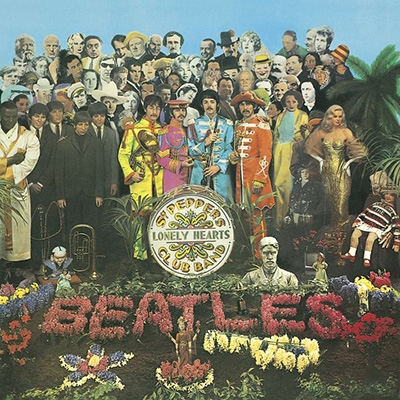 Sgt Pepper' s Lonely Hearts Club Band 【紙ジャケット仕様/SHM-CD】