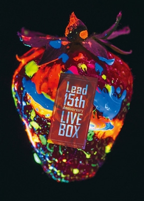lead 15th anniversary live box blu ray lead hmv books online