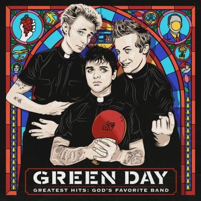 グレイテスト・ヒッツ Greatest Hits: God's Favorite Band (2枚組アナログレコード)