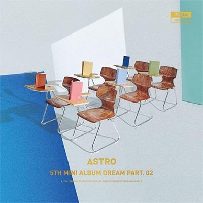 5th Mini Album: Dream Part.02 【Wish Ver.】
