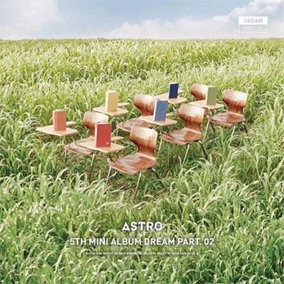 5th Mini Album: Dream Part.02 【Wind Ver.】