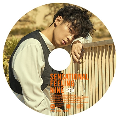 Sensational Feeling Nine 【DA WON:完全生産限定ピクチャーレーベル盤】