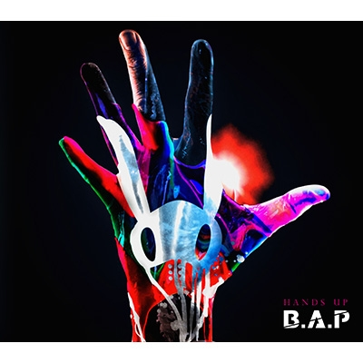 HANDS UP [First Press Limited Edition A] (CD+DVD)
