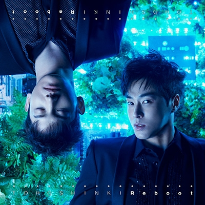 reboot 初回生産限定盤 cd dvd 東方神起 hmv books online