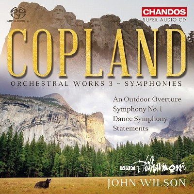 管弦楽作品集第3集〜交響曲集2 ジョン・ウィルソン&BBCフィルハーモニック