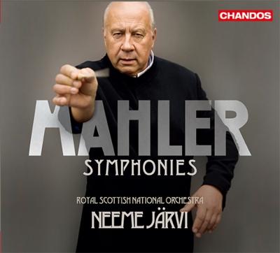 交響曲集(第1番『巨人』、第3番、第4番、第5番、第6番『悲劇的』) ネーメ・ヤルヴィ&ロイヤル・スコティッシュ・ナショナル管弦楽団(6CD)
