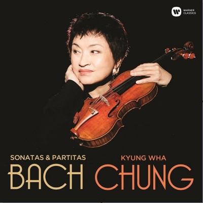無伴奏ヴァイオリンのためのソナタとパルティータ:チョン・キョンファ(ヴァイオリン) (3枚組/180グラム重量盤レコード/Warner Classics)
