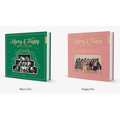 1集 Repackage: Merry & Happy (ランダムカバー・バージョン)