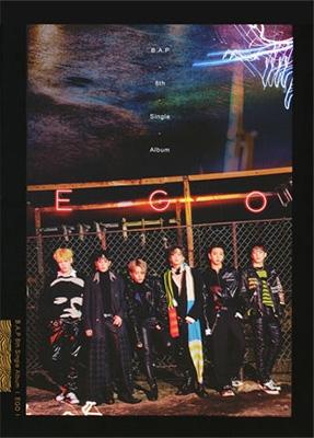 8th Single Album: EGO
