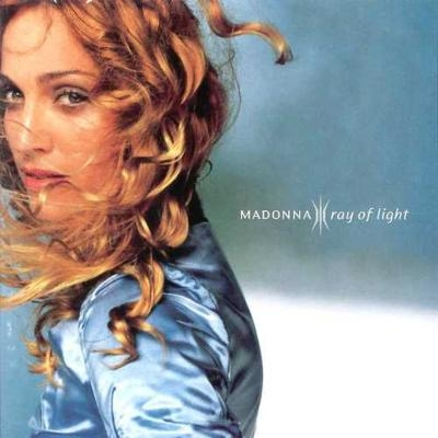 Blue Vinyl!! Madonna - Ray Of Light