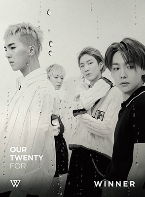 OUR TWENTY FOR (CD+2DVD)