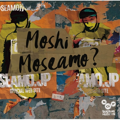 Moshi Moseamo? 【初回限定盤】(+DVD)