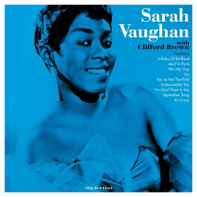 Sarah Vaughan (180グラム重量盤レコード)