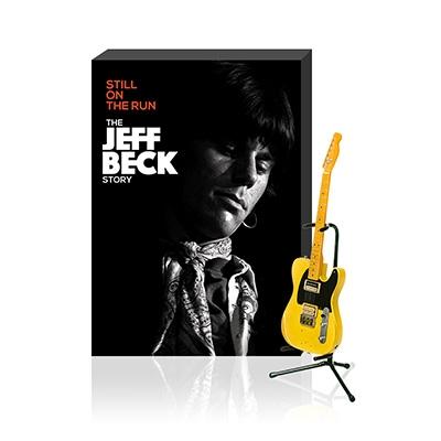 """ジェフ・ベック / スティル・オン・ザ・ラン 〜ジェフ・ベック・ストーリー""""テレギブ"""" FENDER公認フィギュア付【初回限定生産】 (Blu-ray+ギター・フィギュア)"""