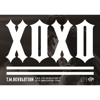 T.M.R.LIVE REVOLUTION '17 -20th Anniversary FINAL at Saitama Super Arena-【初回生産限定盤】(2DVD+CD)