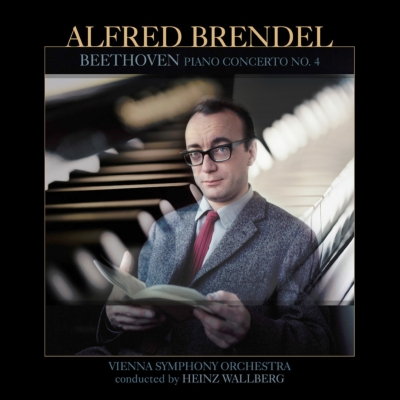 ピアノ協奏曲第4番:アルフレート・ブレンデル(ピアノ)、ワルベルク指揮&ウィーン・フィルハーモニー管弦楽団 (180グラム重量盤レコード/Vinyl Passion Classical)
