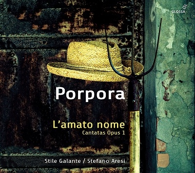 ラマート・ノーメ〜カンタータ集 ステーファノ・アレージ&スティーレ・ガランテ(2CD)