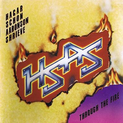 Through The Fire: 炎の饗宴