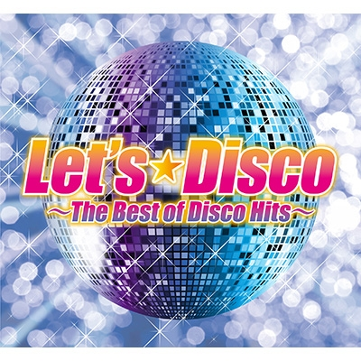 Let's Disco 〜The Best Of Disco Hits〜(3CD)