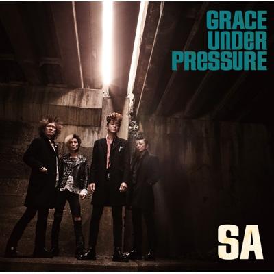 GRACE UNDER PRESSURE 【初回限定盤】(+DVD)