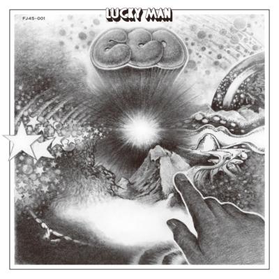 Lucky Man (7インチシングルレコード)