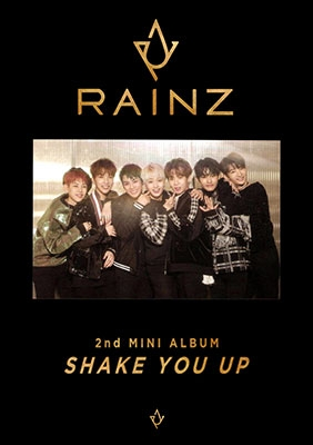 2nd Mini Album: Shake You Up