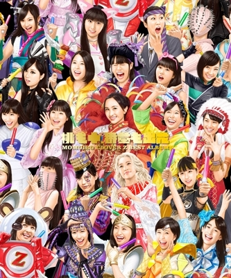 MOMOIRO CLOVER Z BEST ALBUM 『桃も十、番茶も出花』 【初回限定 -モノノフパック-】 (3CD+2BD)
