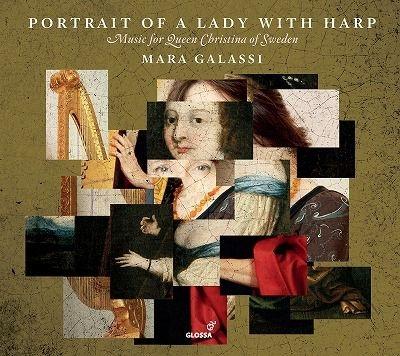 ハープを伴う貴婦人の肖像画~スウェーデン女王クリスティーナの音楽 ...