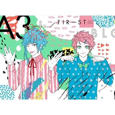 A3! FIRST Blooming FESTIVAL【DVD】