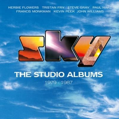 Studio Albums 1979-1987 (7CD+DVD)