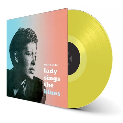 Lady Sings The Blues  (カラーヴァイナル仕様/180グラム重量盤レコード/waxtime in color)
